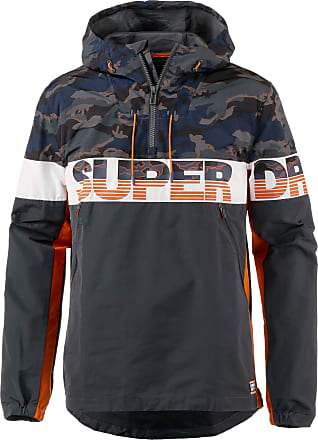 Superdry Windbreaker In charcoalGrößeM Camo Herren Ryley WrBCexdo