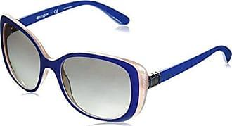 Blu Vogue Donna 259311 Dark Occhiali Da 55 greygradient top pink 0vo5155s Sole Blue 0TqZr06
