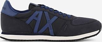 Armani Baskets Basses Bleu Running De Exchange sQdrthC
