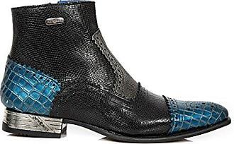 Nw133 M StiefeletteEu Handmade Rock Blau New Herren S13 43 CxdBreoW