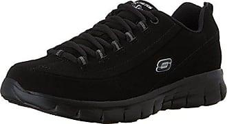 De Zapatos NegroStylight Para Mujer Skechers® XTkPZiOu