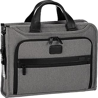 Business Cm 40 Deluxe Alpha Collegemappe Pewter Tumi XS5qn
