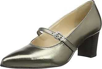 Diavolezza Kate Pumps silver Eu Damen Silber 41 ffq17Rr