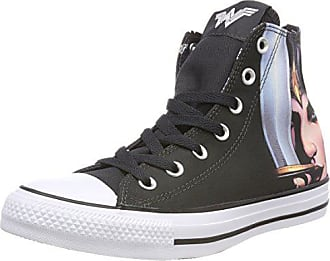 White Hautes Converse 35 Ctas black Eu Adulte Hi Baskets 001 Mixte Multicolore xwqpr10qft