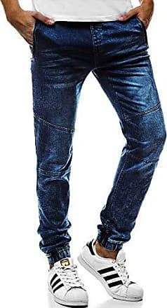 Mix Modern Jeanshose Herren Straight Täglichen 638s Freizeithose 777 Hose Clubwear Blau cut Slim Ozonee Xl Sportswear fit E2I9HD