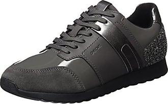 Gris dk Basses Grey 35 D Deynna Eu Femme D Geox Sneakers cAqYZHOU