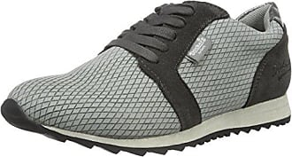 Baskets Basses Gerli Femme Dockers 602 Gris By Eu 38 38ml206 grau qwRn7BXI1x