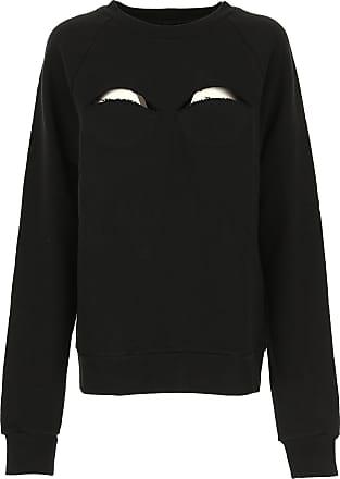 Für M DamenKapuzenpulliHoodieSweats 40 Maison Sweatshirt Günstig Im Margiela SaleSchwarzBaumwolle201738 wXuTkZilPO