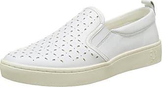 Fly Sneakers 40 White Femme Eu London Cassé Basses 000 Blanc Megh946 off EF8FWqvr4