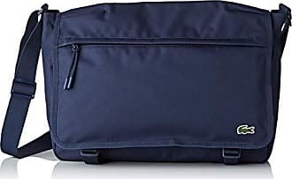 Shoppers L Bags 11x27 X 8x39 w Uomo H Cm blu peacoat Lacoste Nh2463ne Shoulder and 54qnx6wI