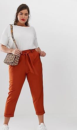 Design Obi Asos Cinturón Pinzas Curve Pantalones De Anudado Con nxxwz7PqR8