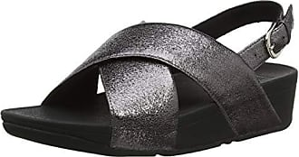 42 Bout Metal Fitflop Molten Sandal Eu pewter Ouvert Lulu Argenté Femme 054 RqnIvH6