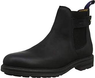 Gant Eu Botines De 46 Talla Color Negro 17644898 Hombre Cuero 77zqfwr