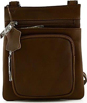 Italienische Und Verstellbarem Farbe Made Leder Schulterriemen Leather Fächern Lederwaren Umhängetasche Italy Dream Mit Herrentasche Echtes In Braun Bags W4ZxBxPnv