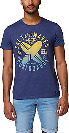 Esprit shirt Homme 400 058ee2k050 navy Bleu T Large tEqEr
