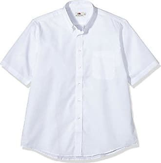 The Ss100m Homme 3x Blanc Chemise Business Fruit Of Loom large 5cwWqCt6R