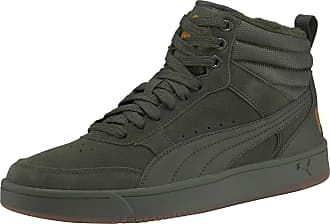 »rebound V2 Street Puma Sneaker Grün Sd Dunkelgrün Fur« z7q7dg