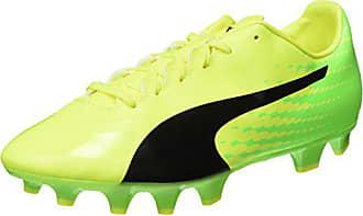 Gecko 17 De Evospeed 01 Black Football green Yellow Jaune Chaussures 4 Puma Eu Homme Fg 41 safety XnTxOHU5U