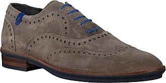 Van Business Bommel Taupe Schuhe Floris 19048 TlFKJ1c