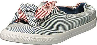 Converse 37 Ctas gym Baskets Eu 442 Femme Knot aegean white Storm Slip Multicolore Red rrFxgqf7