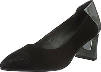 Color United Zapatos 38 Tacón De Suze Mujer Nude Gris Talla 1xrYwF1qf