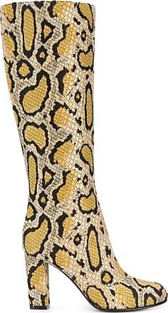 Leopard Jaune Etro Etro Print Boots Leopard qzUEPw