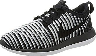 Flyknit Grau Two W weiß Roshe Mädchen kühles Eu Black Laufschuhe Schwarz Nike 36 wgqATxn
