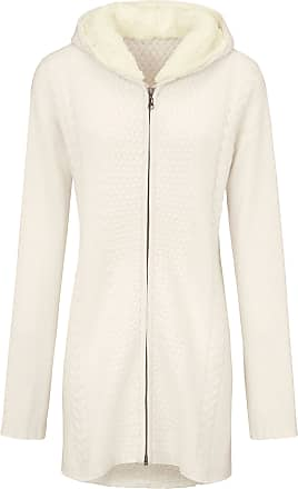 Weiss Laura Long Biagiotti Donna strickjacke rxBdoeWC