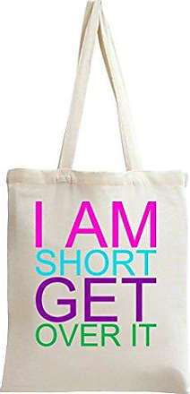 It I Tote Slogan Short Get Bag Am Over Styleart SvqXgxX