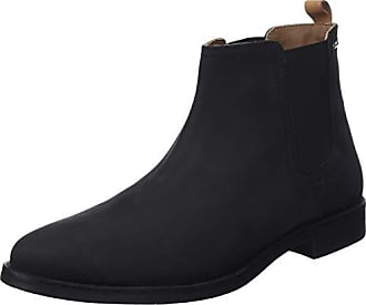 Boots black Roy 40 999 Jeans Men Eu Pepe Chelsea Herren Schwarz London 18Ypq7