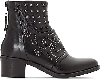 Mjus Mjus Boots Cuir Noir Boots Flyn pP8nqwzY