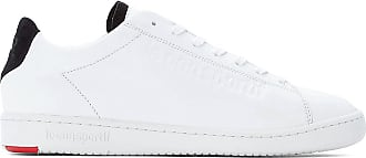 Sportif Cuir Made Coq Baskets France Le Blazon Blanc In 5Btqn