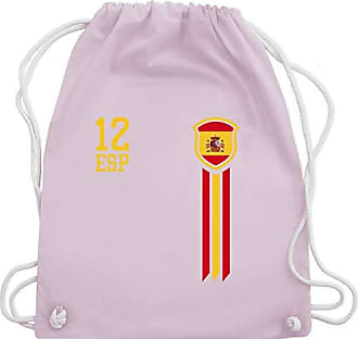 Wm110 Bag Pastell weltmeisterschaft Rosa Shirtracer Fan Spanien Gym Fußball 2018 12Mann shirtUnisize Turnbeutelamp; ybf76g