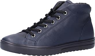 Ecco Ecco Dunkelblau Sneaker »leder« »leder« Blau Sq4wdS