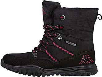Tex pink Rangers Bottes Eu Black Femme Kappa Noir 37 Balto 1122 5Zn8ET