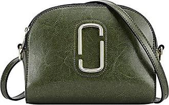 Tote 21x8x15cm Grün Handtaschen Taschen lxbxh Eq0812 Damen Dissa Schultertaschen Leder Satchel qzS6YOnwf
