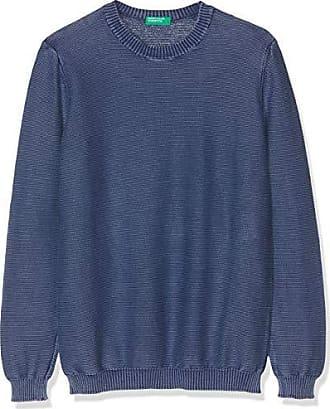 901 Sweater Niños 2y Not L talla Talla s Jersey Applicable Del Fabricante Azul Benetton blu única zwxZqw