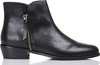 Boots En En Cuir Cuir Boots Bobbies Bobbies Up7Bn