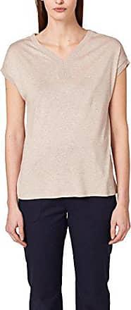 light Esprit Taupe Small 048eo1k005 shirt Beige T Femme 260 wUgUXvz