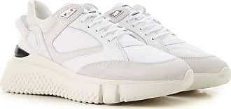 43 2017 Homme Buscemi Cuir 44 Blanc 41 Sneaker aBwYBvqf