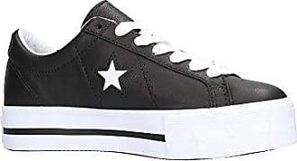 Femme white Eu white black 001 Converse Ox Lifestyle Star 39 Platform 5 One Basses Noir Sneakers wxfFq0T