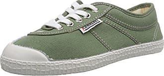 Grün Rainbow Basic 36 Sneaker Verde Donna 52 Kawasaki Green army vOIOw6q db0b91e0179