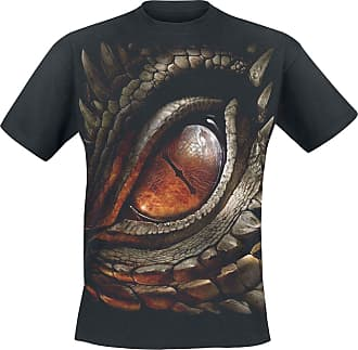 Eye Courtes Pour Dragon Manches T Messieurs shirt Noir Spiral BZ4FwzqW