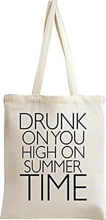Drunk Tote On Slogan You High Time Styleart Bag Summer H1xqdw1Z