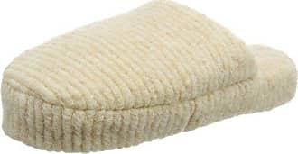 Mule Femme 39 Chaussons 5 beige Natural Woolsies Waffle Wool Beige qXOtw