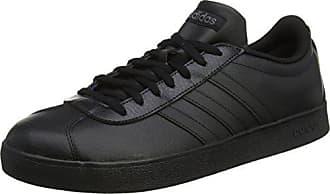 2 cblackftwwht Vl 0 2 44 Noir Skateboard Homme De Chaussures 3 Adidas Eu Court TxBazCqwxP