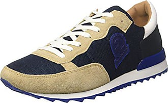 Bleu Adulte Invicta Mixte Basses Scuro blu 45 Bicolor Eu Sneakers Blu RXOOPwHxn