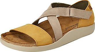 Bout 39 curry Ouvert N5098 Femme Jaune Eu Sandales piedra El Naturalista RfZpPP