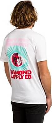 Reaper Reaper Diamond White T shirt Diamond 8Pknw0O