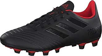 42 Predator Adidas Eu Nero Black Red uomo da 19 4 Core Fxg Scarpe active calcio OnxUBHnd